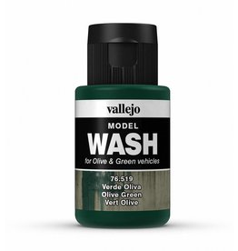 Vallejo Olive Green Wash 35ml