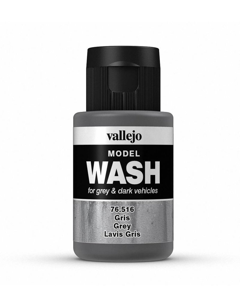 Vallejo Model Wash – Grey 35ml