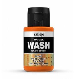 Vallejo Dark Rust Wash 35ml
