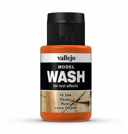Vallejo Rust Wash 35ml