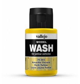 Vallejo Dark Yellow Wash 35ml