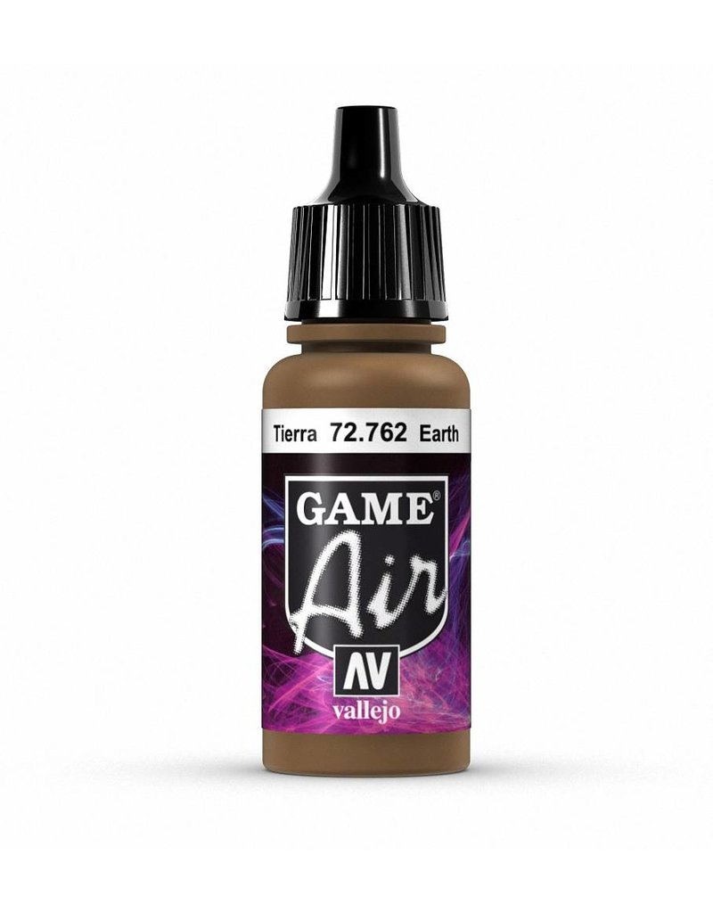 Vallejo Game Air - Earth 17ml