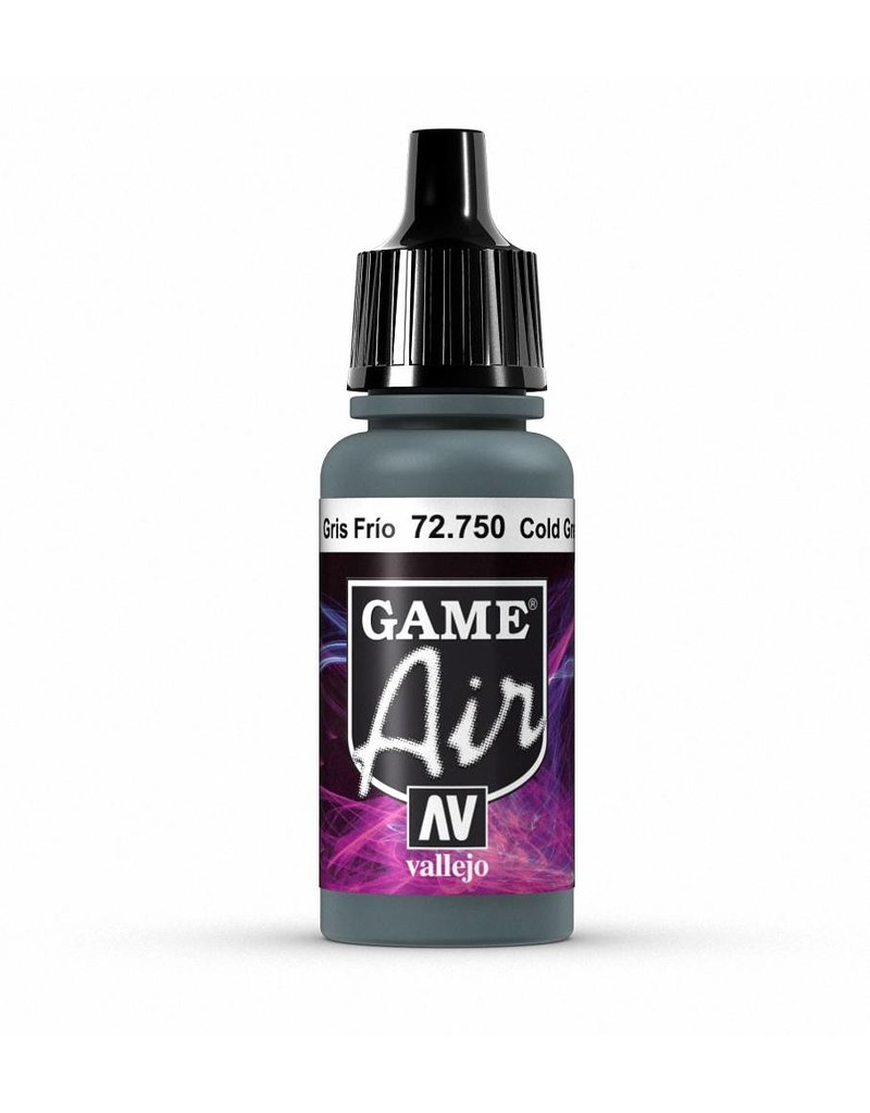 Vallejo Game Air - Cold Grey 17ml