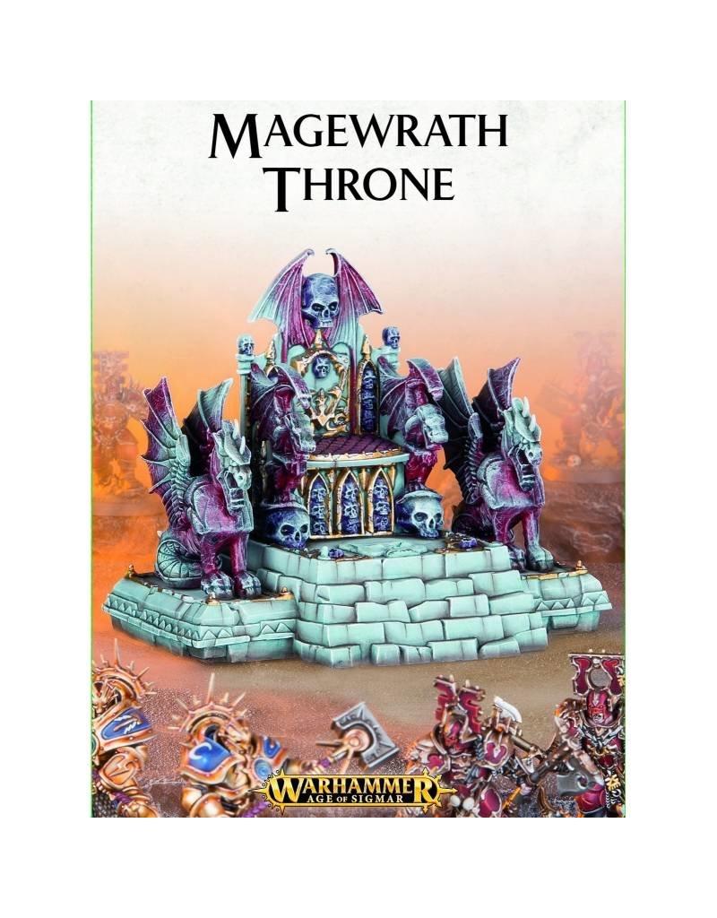 Games Workshop Age Of Sigmar: Magewrath Throne