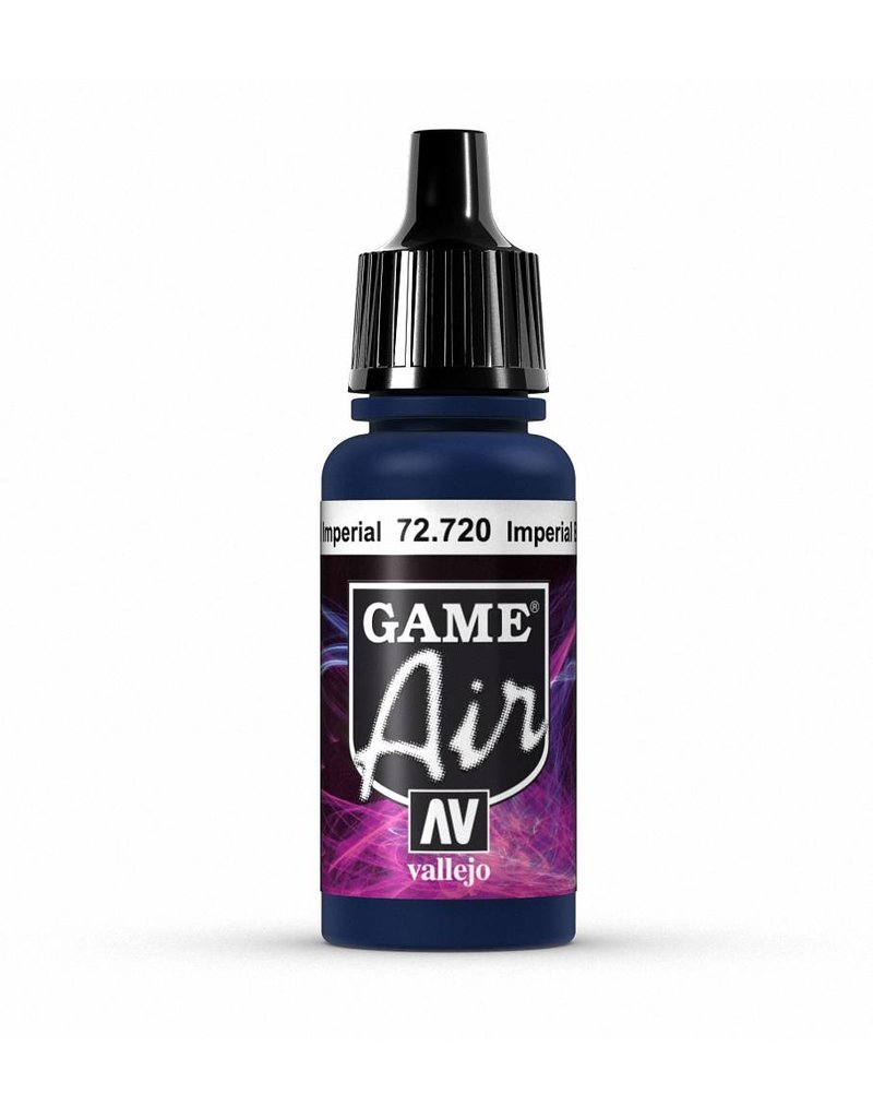 Vallejo Game Air - Imperial Blue 17ml