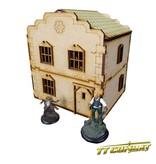 TT COMBAT Townhouse B