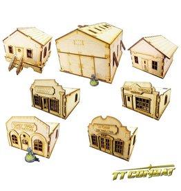 TT COMBAT Town Set 2