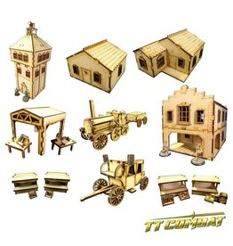 TT COMBAT Town Set 1