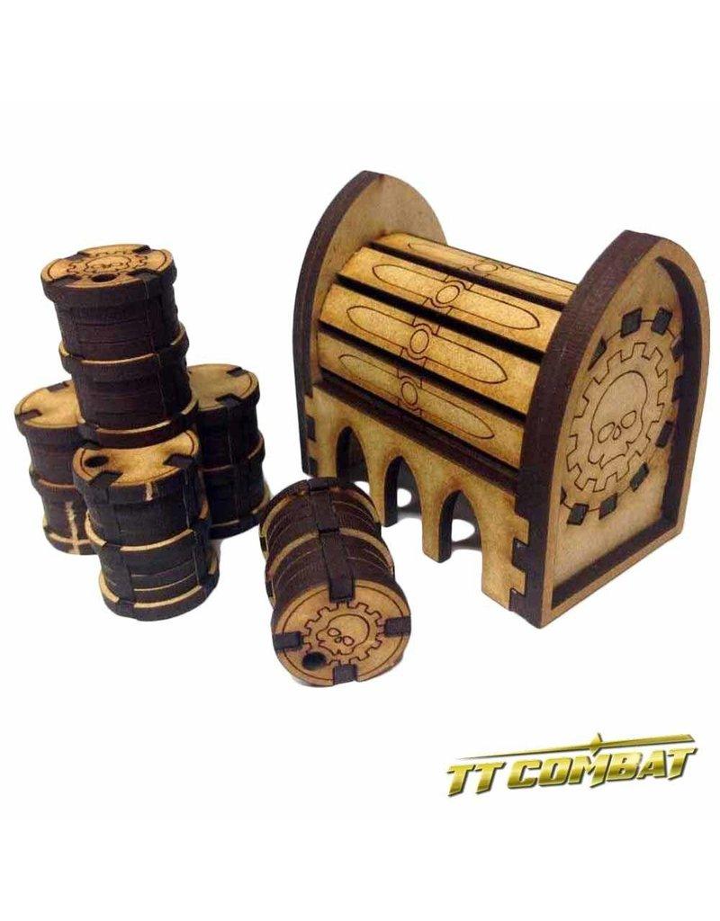 TT COMBAT Mecharium set