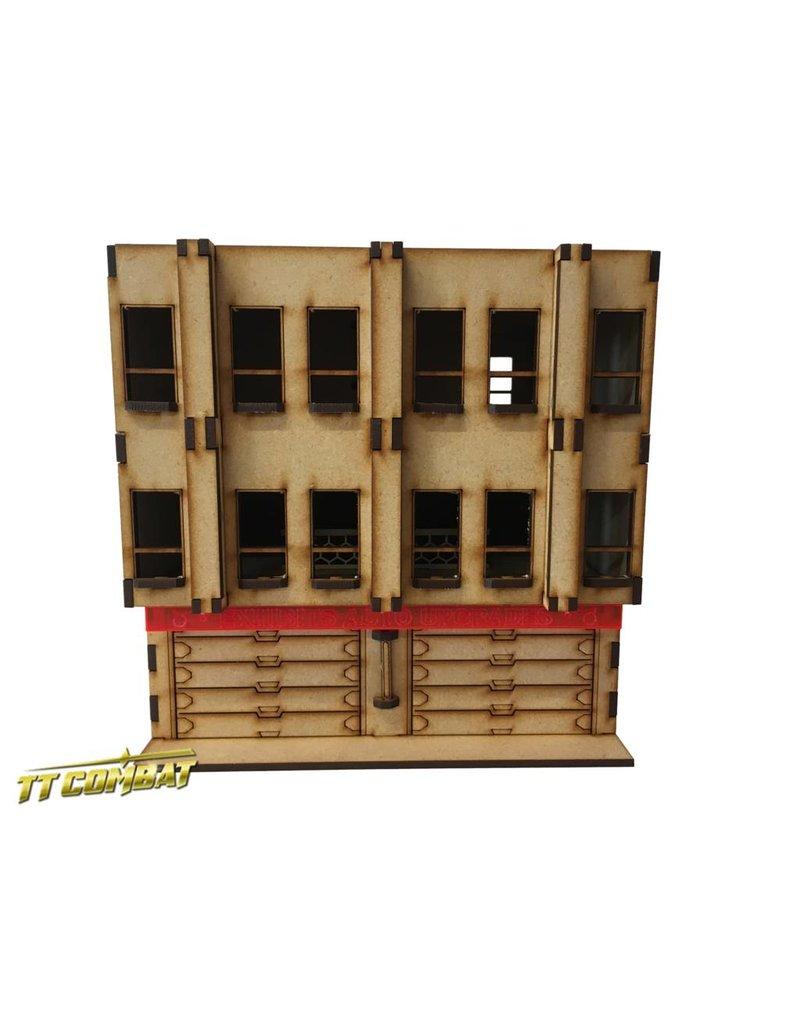 TT COMBAT Garage