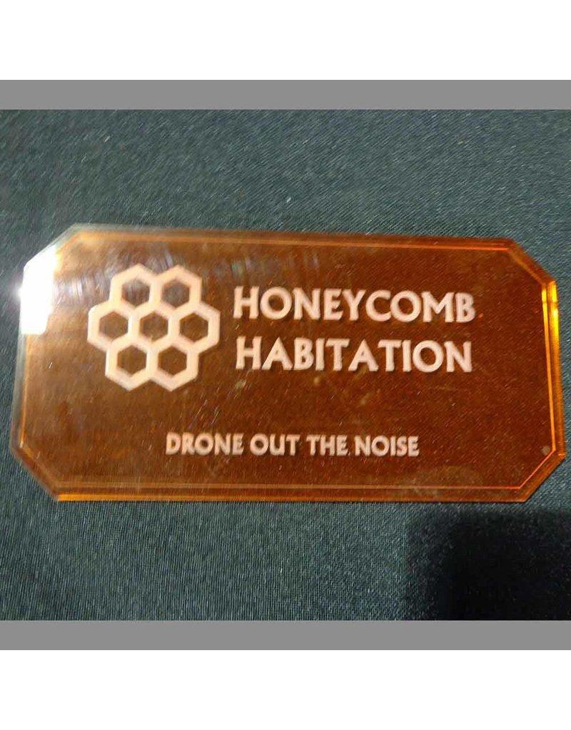 TT COMBAT Sign J (Honeycomb Habitation)