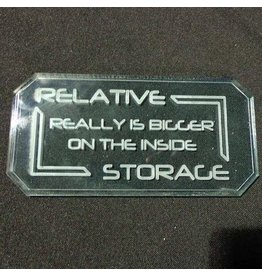TT COMBAT Sign B (Relative Storage)