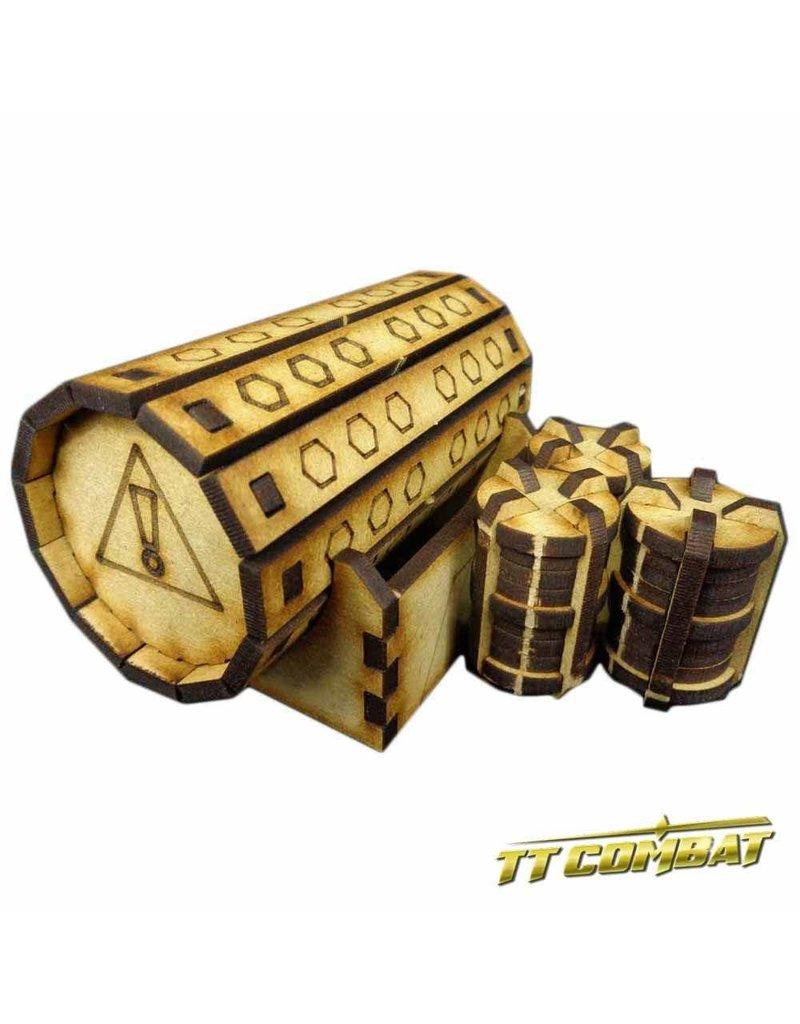 TT COMBAT Drum Barrels