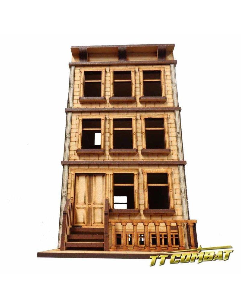 TT COMBAT Brownstone Building A