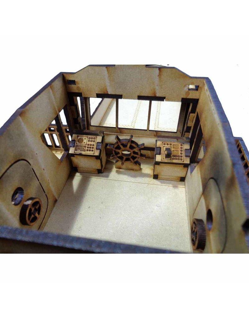 TT COMBAT Cargo Ship
