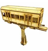 TT COMBAT Metro Monorail