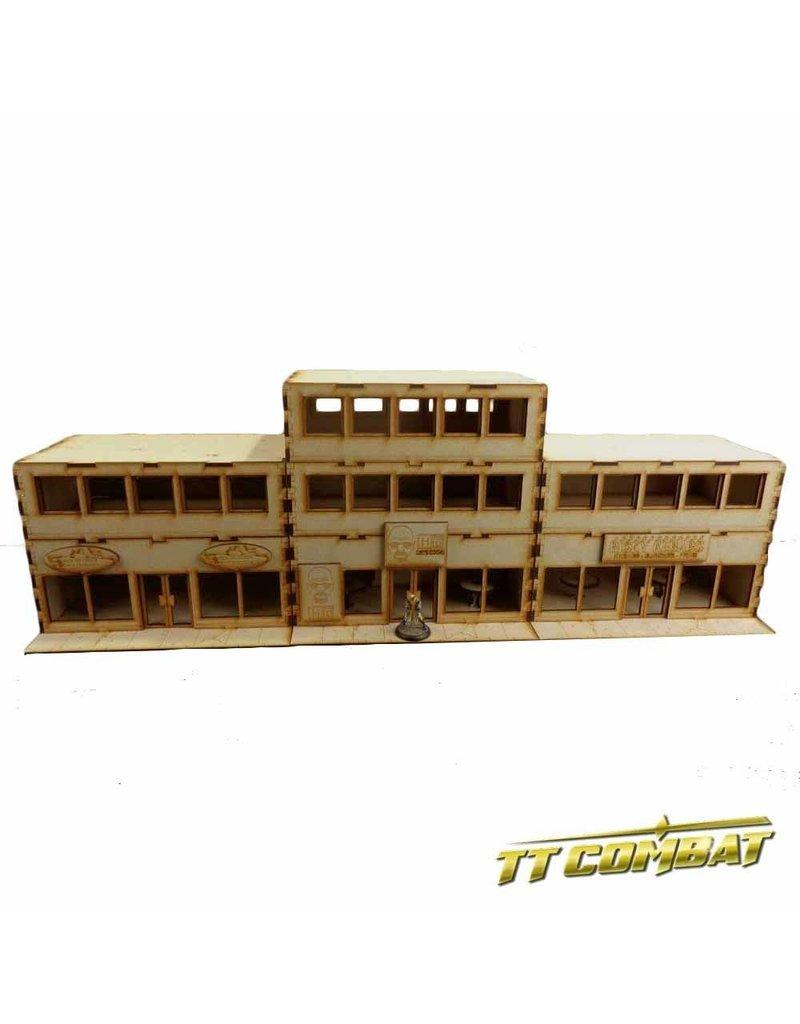 TT COMBAT Takeaway Set