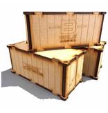 TT COMBAT Intermodal Containers