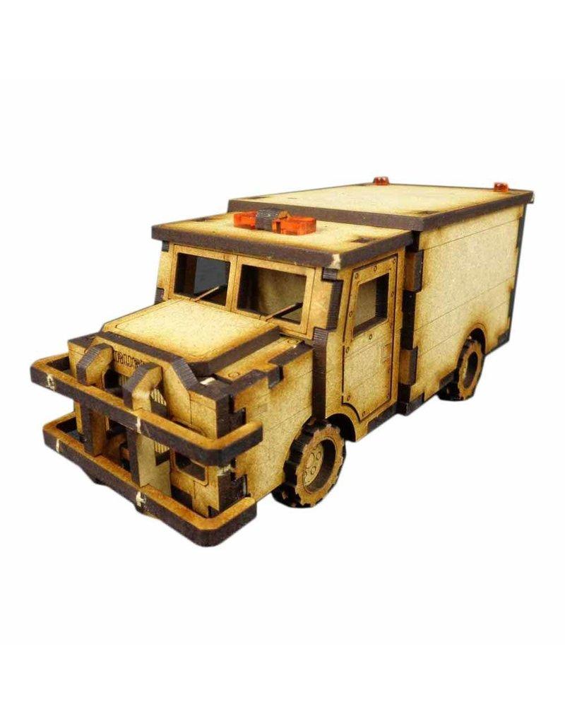TT COMBAT Armoured Truck