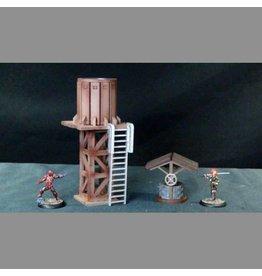 TT COMBAT Water Tower