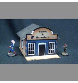 TT COMBAT Tailors & Hatmaker building