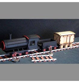 TT COMBAT Steam Train And Track