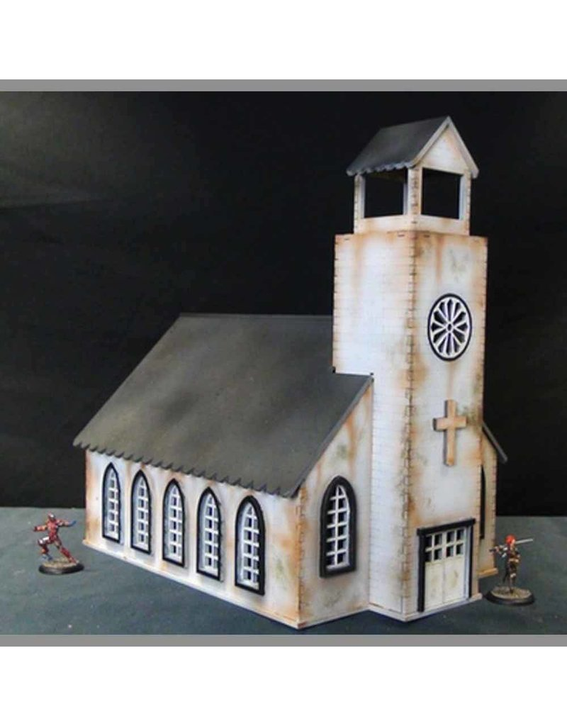 TT COMBAT Church