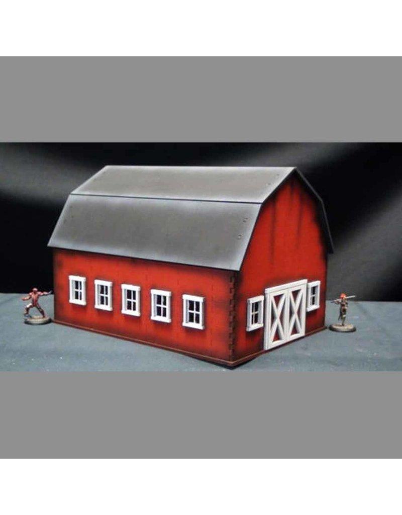 TT COMBAT Barn