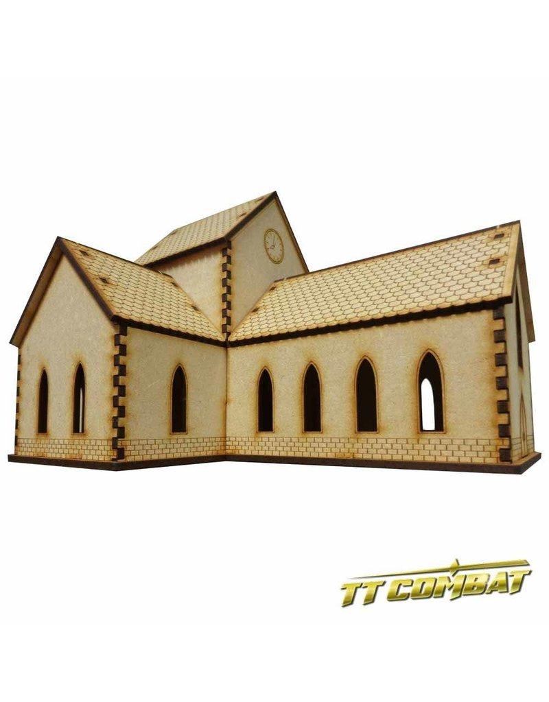 TT COMBAT 15mm Church
