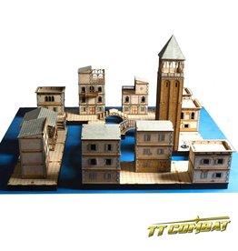 TT COMBAT Venetian Set