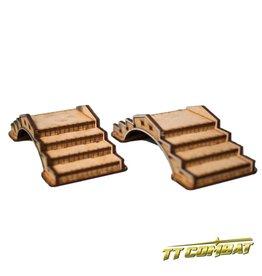 TT COMBAT Small Bridge C (2 Simple)