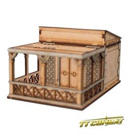 TT COMBAT Venetian Roof Terrace B
