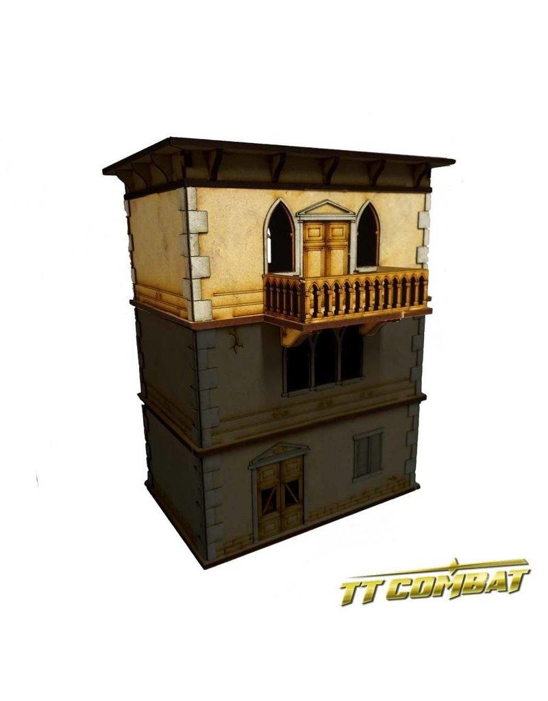 TT COMBAT Noble House B Balcony