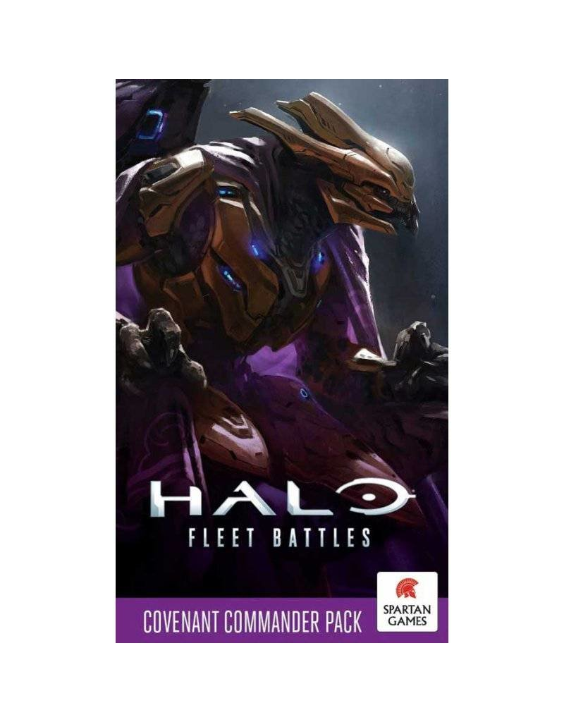 Spartan Games Covenant Commander Pack