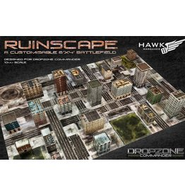 TT COMBAT Ruined Cityscape Scenery Pack