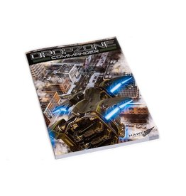 TT COMBAT Dropzone Commander Rulebook