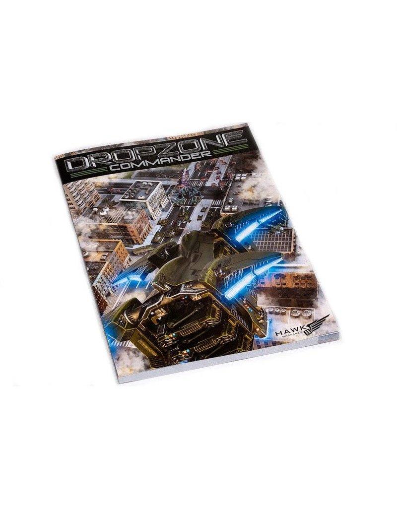 TT COMBAT Dropzone Commander Core Rulebook