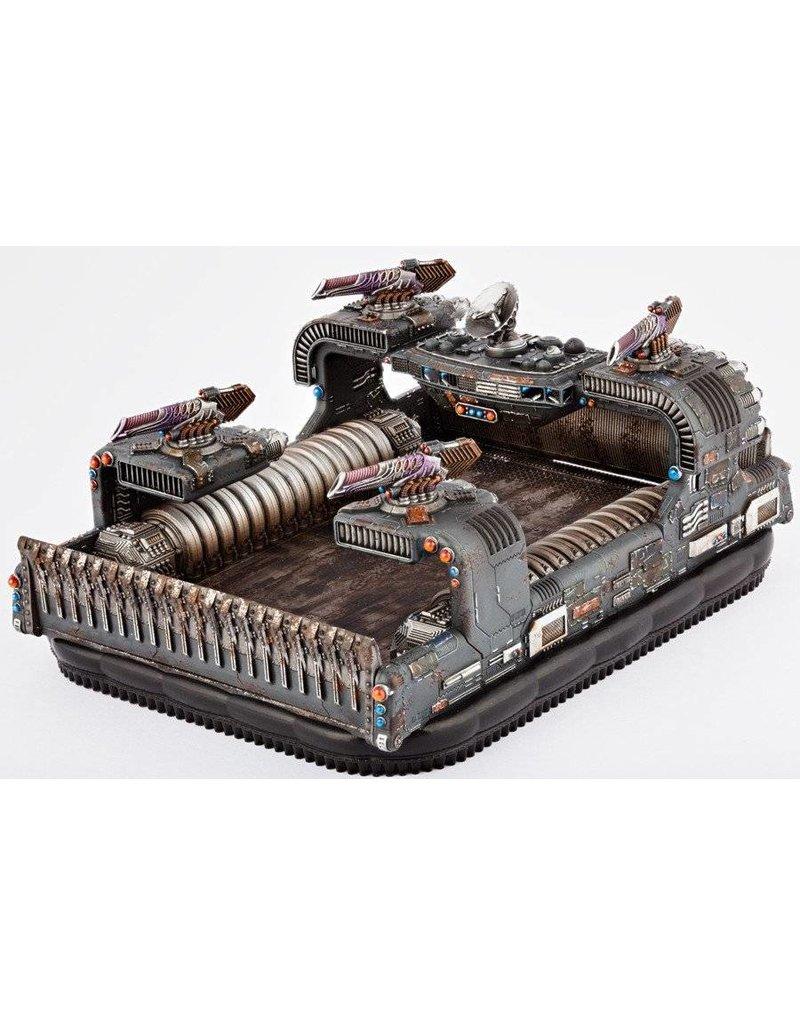 TT COMBAT Resistance NT-5 Thunderstorm Custom Hovercraft Box Set