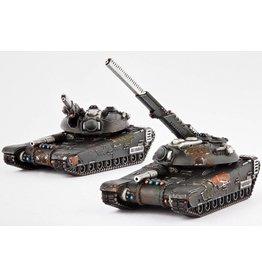 TT COMBAT M20 Zhukov AA MBT