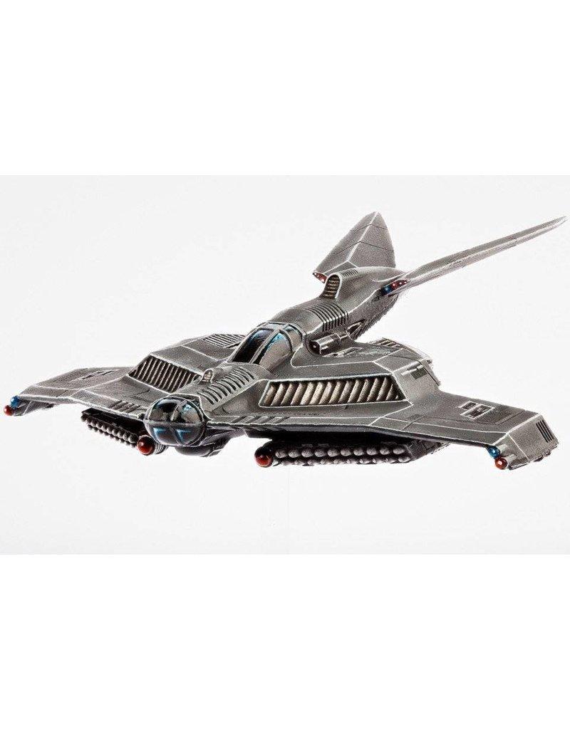 TT COMBAT UCM Seraphim Strike Fighter/Retaliator Clam Pack