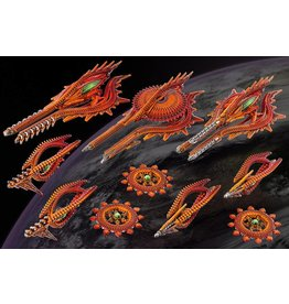 TT COMBAT Shaltari Starter Fleet