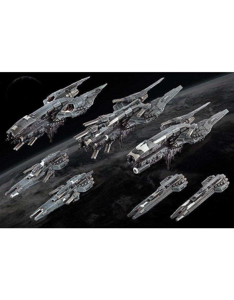 TT COMBAT UCM Starter Fleet Box Set