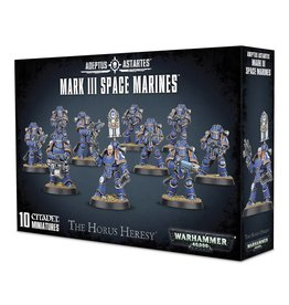 Games Workshop Mk 3 Space Marines