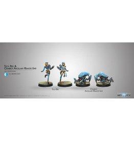 Corvus Belli Infinity Tech Bee & Crabbot
