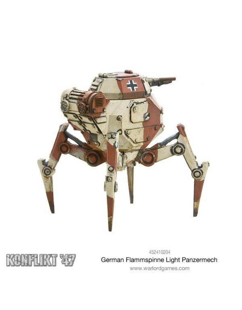 Warlord Games German Flammspinne Panzermech