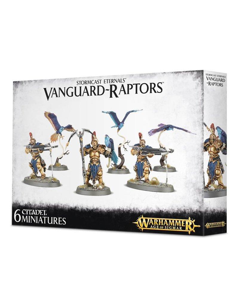 Games Workshop Stormcast Eternals Vanguard Raptors