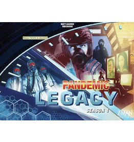 Z-Man Games Pandemic Legacy Season 1 (Blue)