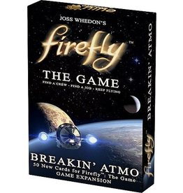 Gale Force 9 Firefly The Game: Breakin' Atmo