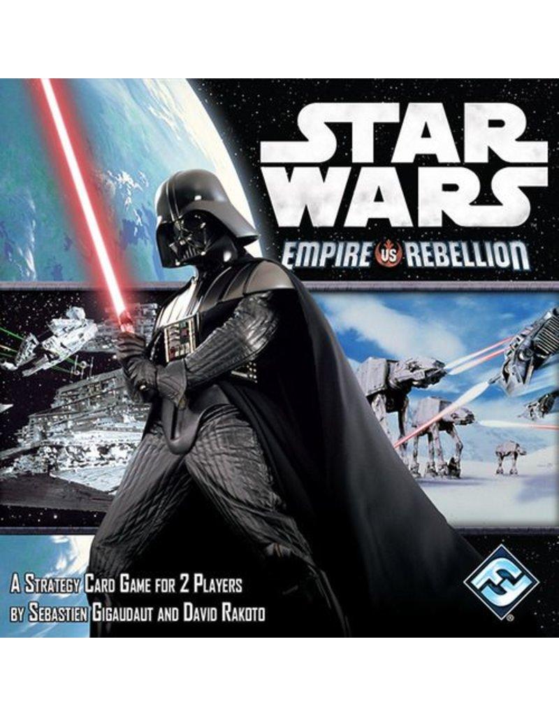 Fantasy Flight Games Star Wars: Empire Vs Rebellion