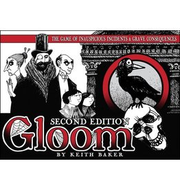 Atlas Games Gloom! Card Game 2nd Edition